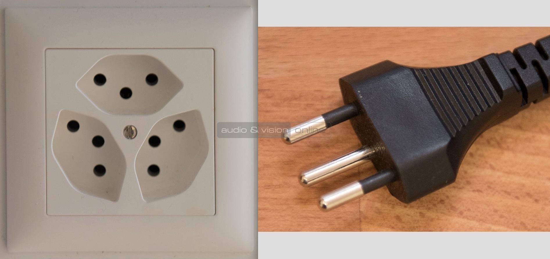 csatlakoztassa a 110 V-os elektromos aljzatot
