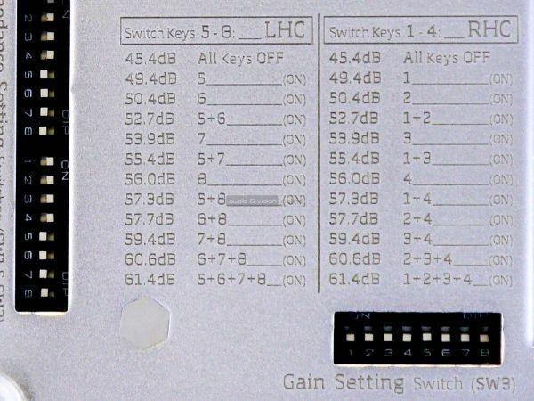Vertere PHONO-1 MkII phono előerősítő