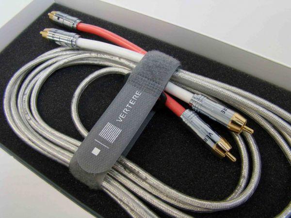 Vertere Pulse-C analóg sztereó RCA kábel