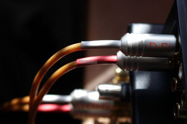 Vertere Pulse D-Fi RCA kábel