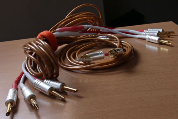 Vertere Pulse D-Fi kábelek