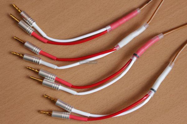 Vertere Pulse D-Fi hangfalkábel