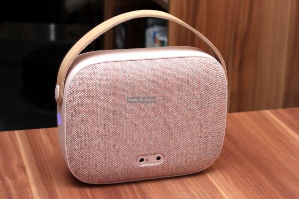 Vifa Helsinki Bluetooth hangszóró hátlap