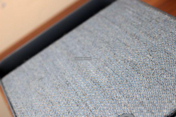 Vifa Oslo Bluetooth hangszóró hátlap