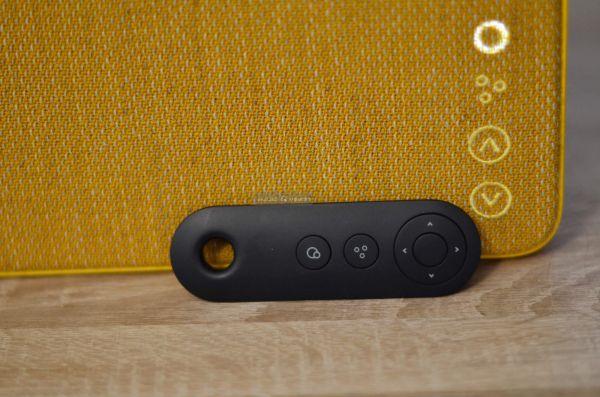 Vifa Stockholm 2.0 Bluetooth hangszóró távvezérlő