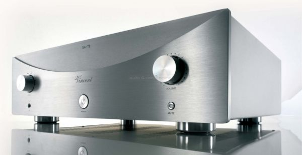 Vincent Audio SA-T8 elektroncsöves előfok