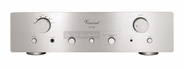 Vincent Audio SV-500 hibrid integrált sztereó erősítő