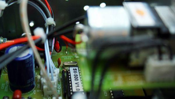 Vincent Audio SV-500 hibrid integrált sztereó erősítő belső