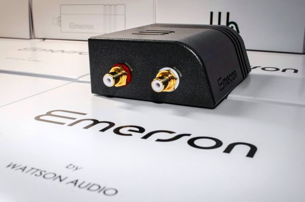 Wattson Audio Emerson ANALOG streamer