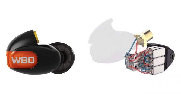 Westone W80 fülhallgató
