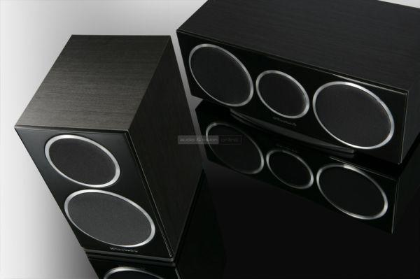 Wharfedale Diamond 230 házimozi hangfalszett teszt hangfalak