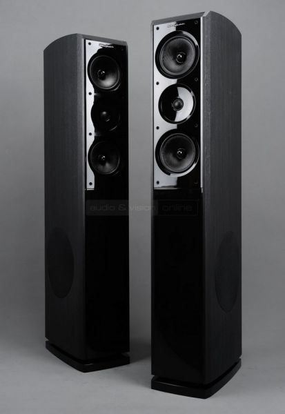 Wharfedale Obsidian Tower hangfal