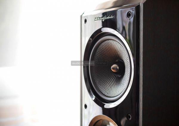 Wharfedale Obsidian 600 HCP házimozi hangfalszett teszt hangfal