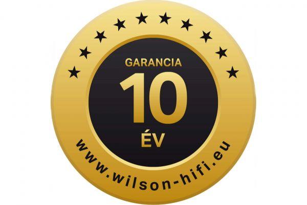Wilson 10 éves garancia