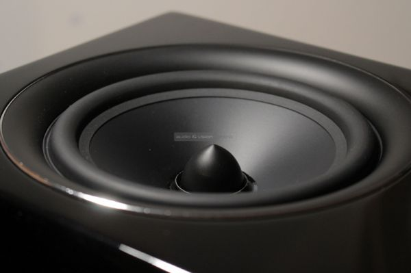 Wilson EL-4 hangfal középsugárzó