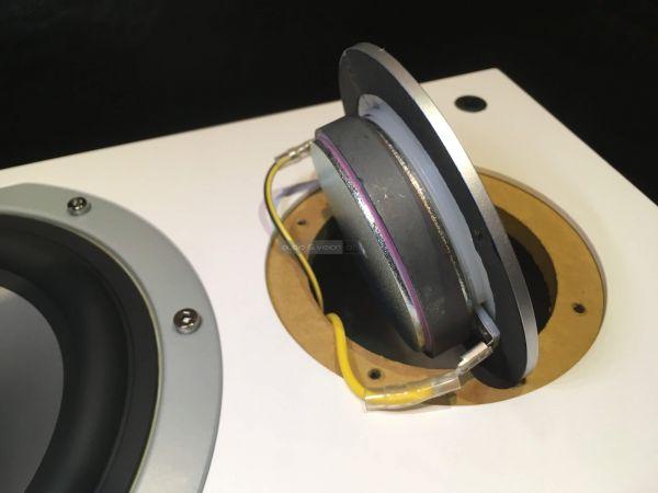 Wilson Six hangfal magassugárzó