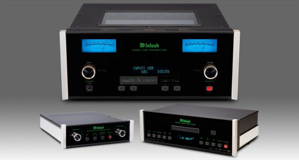 McIntosh C2600 MVP901 MP100