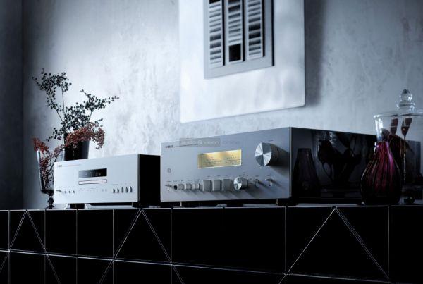 Yamaha A-S2100 integrált sztereó erősítő és CD-S2100 CD-lejátszó