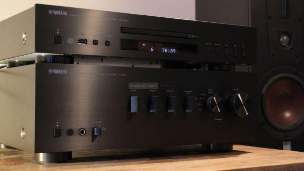Yamaha A-S301 sztereó erősítő és CD-S300 CD-lejátszó