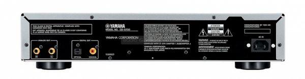 Yamaha CD-S700 CD-lejátszó hátlap