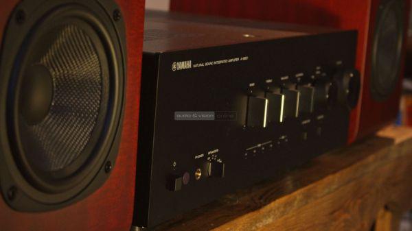 Yamaha A-S801 hifi erősítő