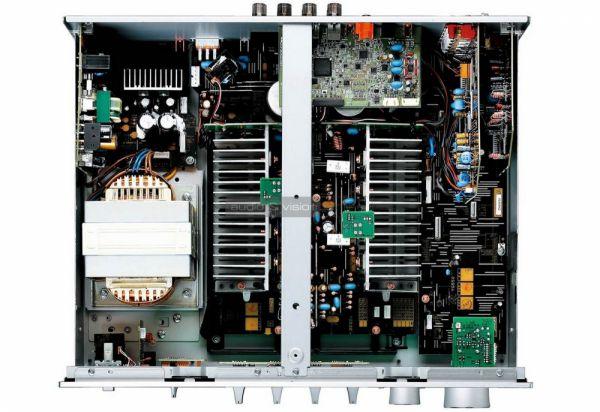 Yamaha A-S801 hifi erősítő belső