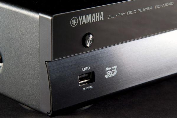 Yamaha Aventage BD-A1040 3D Blu-ray lejátszó