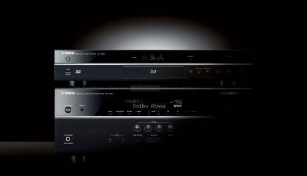 Yamaha BD-S681 Blu-ray lejátszó és RX-V681 házimozi erősítő