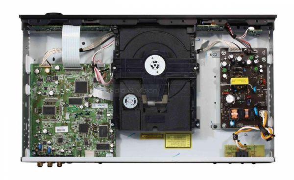 Yamaha CD-N301 belső