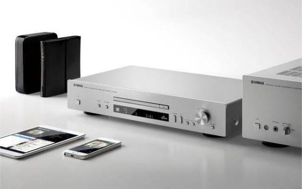 Yamaha CD-N301 CD-lejátszó és hálózati médialejátszó