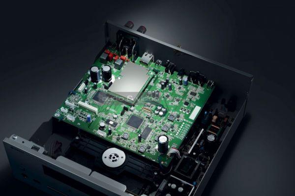 Yamaha CRX-N470D belső