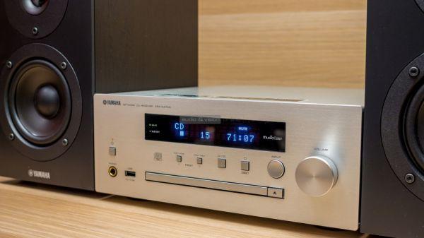 Yamaha MCR-N470D mikro hifi rendszer