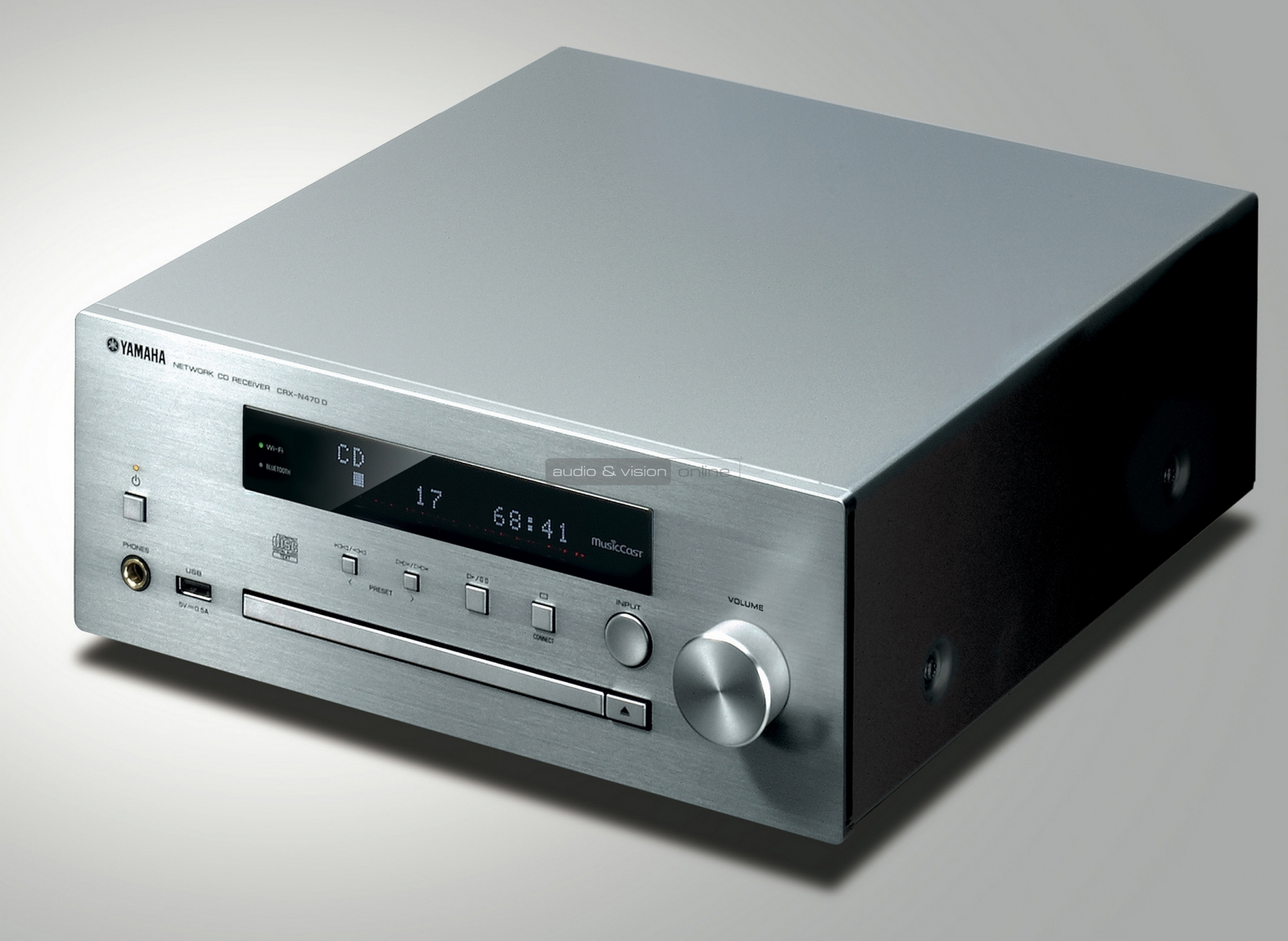 Yamaha Crx Bluetooth