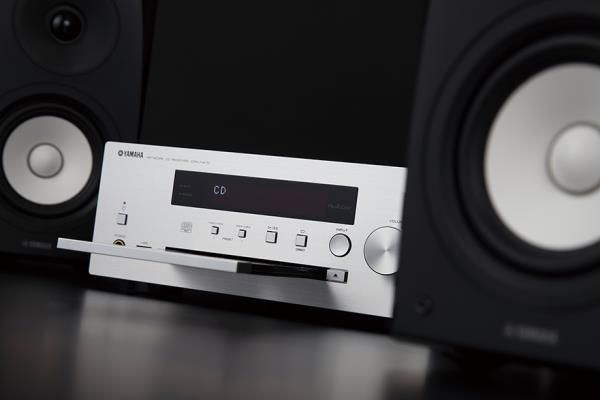 Yamaha MCR-N570D mikro hifi rendszer