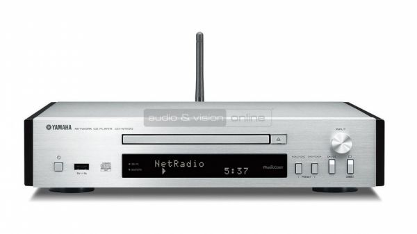 Yamaha CD-NT670 MusicCast CD-lejátszó