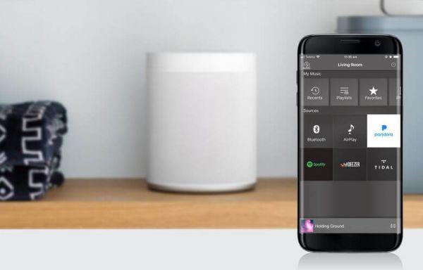Yamaha MusicCast 20 hangszóró App