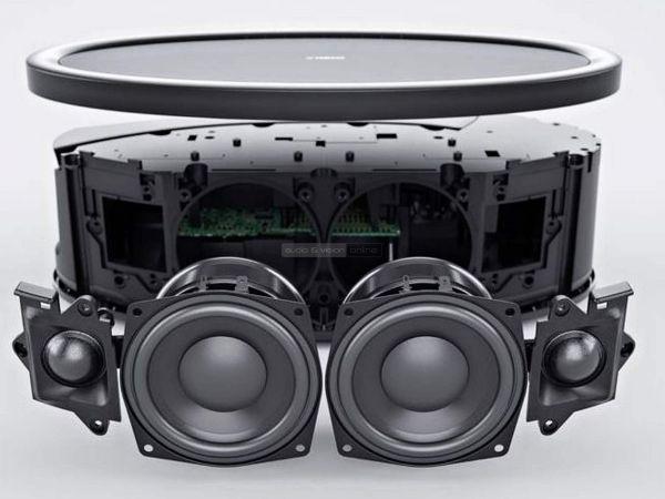 Yamaha MusicCast 50 hangszóró belső
