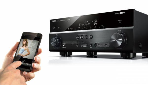Yamaha RX-V779 MusicCast házimozi erősítő