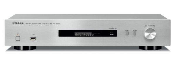 Yamaha NP-S303 hálózati zenelejátszó