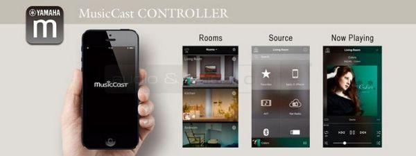 MusicCast controller