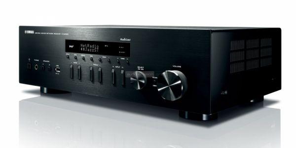 Yamaha R-N402D hálózati sztereó rádióerősítő