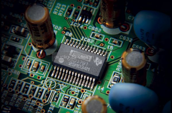 Yamaha R-N602 DAC