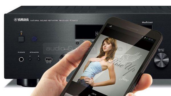 Yamaha R-N602 MusicCast hifi erősítő