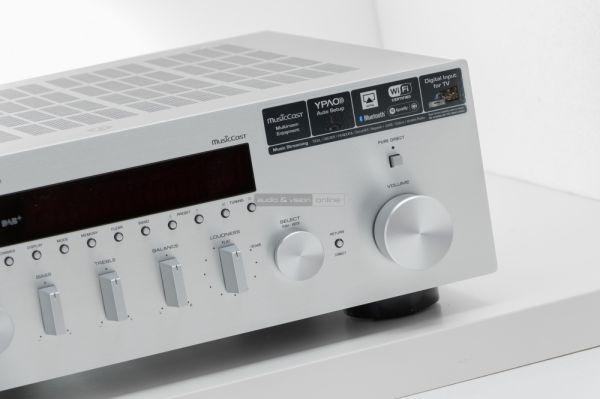 Yamaha R-N803D sztereó erősítő