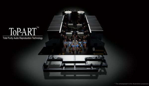 Yamaha R-N803D sztereó erősítő ToPART