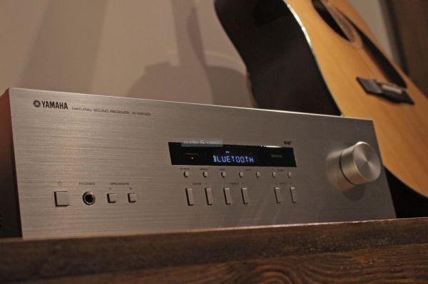 Yamaha R-S202D integrált sztereó rádióerősítő