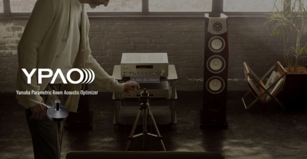 Yamaha RN-803D MusicCast sztereó erősítő YPAO