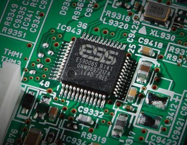 Yamaha RX-A1060 házimozi erősítő ESS ES9006