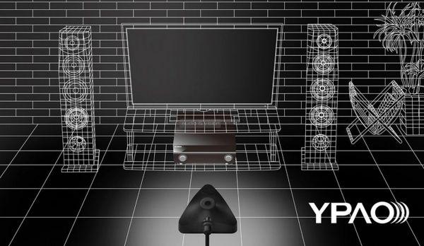 Yamaha RX-A1080 házimozi erősítő YPAO