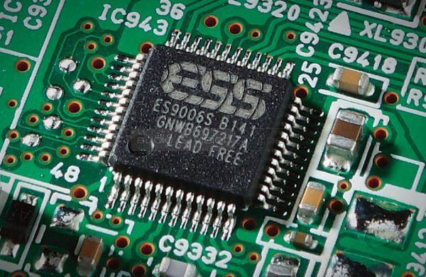 Yamaha RX-A2040 házimozi erősítő ESS DAC